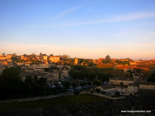 Ute travels: ST. EMILION and a lot of wine (France)