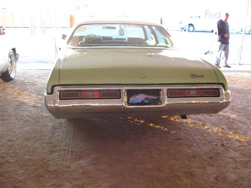 1972 Chevrolet Impala 4 Door