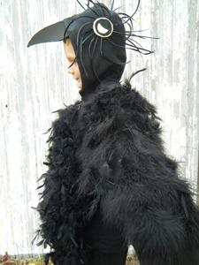 disfraz de cuervo (2)