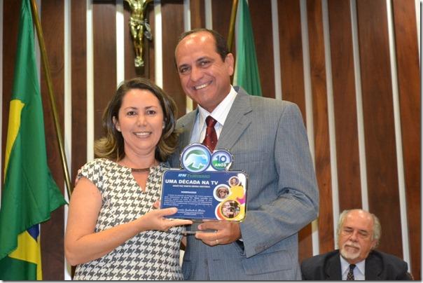 Mauriceia e Nivaldo Melo