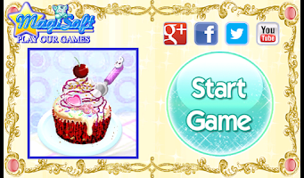 Screenshot of Cupcake Maker Deluxe Lite