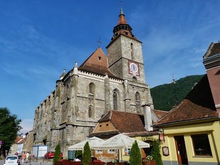 Obiective turistice Brasov: Biserica Neagra Brasov