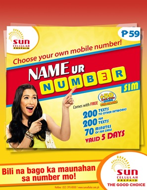 Sun Cellular Name Ur Number