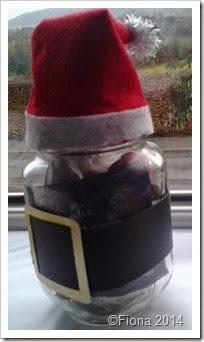 Christmas Mason Jars..
