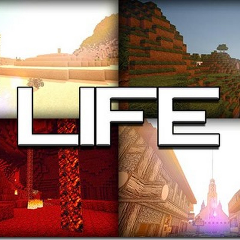 Minecraft 1.5.1 – LIFE HD Realistic Texture pack 64x/128x