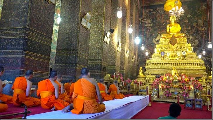 buddhist temple thailand vlog sv delos