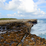 Powerful Ocean Waves At Devil's Bridge (Shot 8 of 14) - St. George's, Antigua