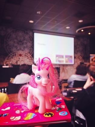 pony at tbu