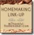 homemaking link up
