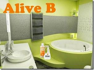 Alive™ B Средство для ванной комнаты и туалета