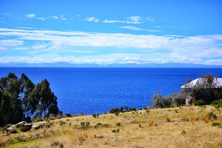 Insula Taquile si lacul TIticaca