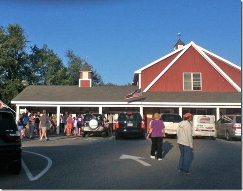 Rota Springs Farm Ice Cream