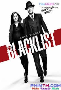 Danh Sách Đen :Phần 4 - The Blacklist Season 4 Tập 20 21 Cuối