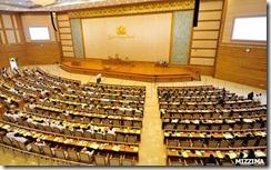 Burma Parliament