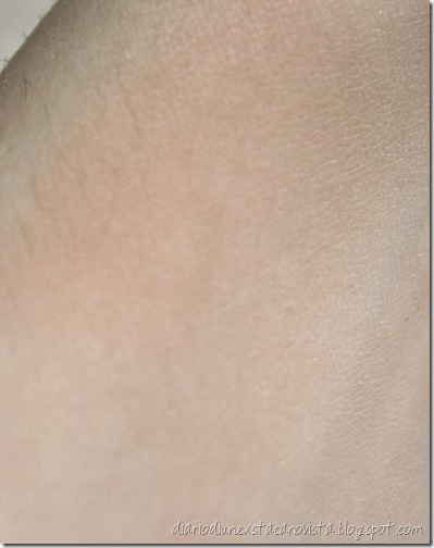 buffd bronzer velvet matte honey swatch