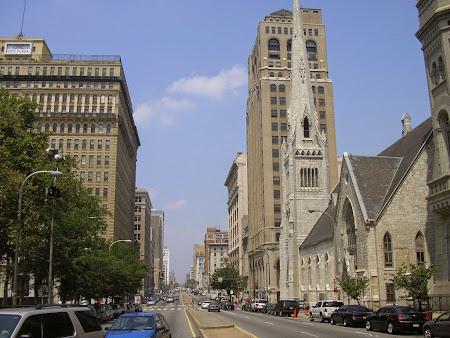 Biserica St. Patrick New York.
