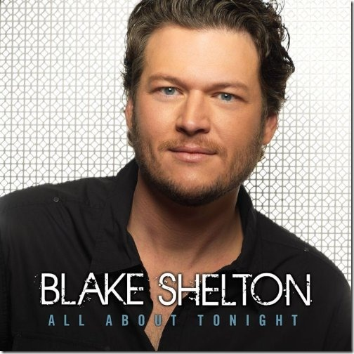 cover album all about tonight - blake shelton