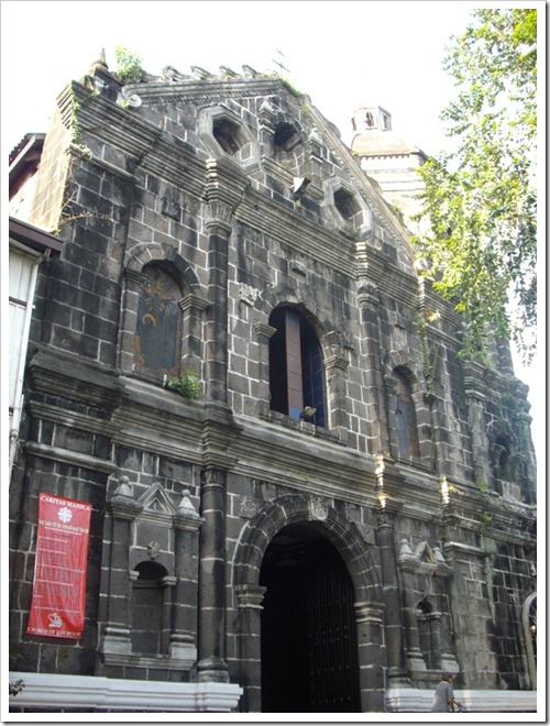 Sta. Ana Church Today