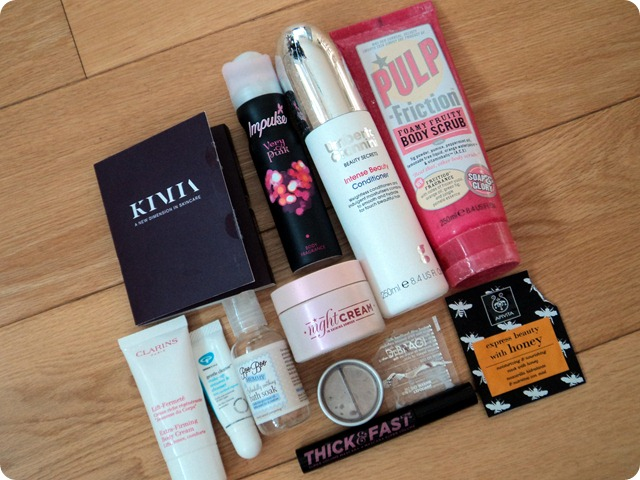 September Empties