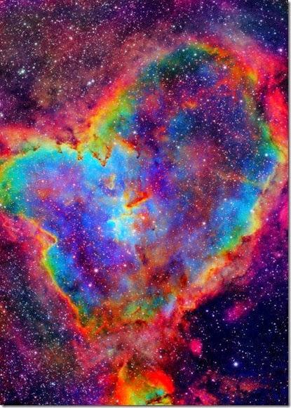 las nebulosas mas bellas