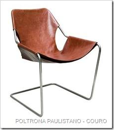 cadeira- PAULISTANO