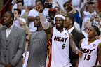 lebron james nba 120621 mia vs okc 068 game 5 chapmions Gallery: LeBron James Triple Double Carries Heat to NBA Title