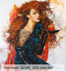 golden apple liana gor