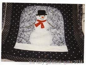 Diane's snowman