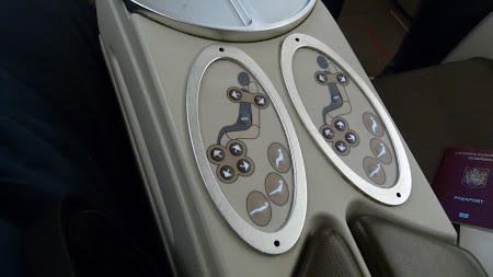 Airbus A380 Air France: scaunul se face pat