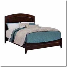 92-130 Alston Panel bed for bedroom no2 queen size