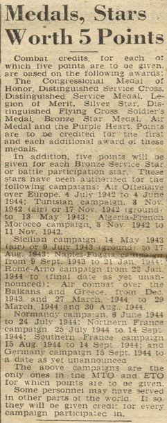 Medals_Worth_5 Points_May11_1945