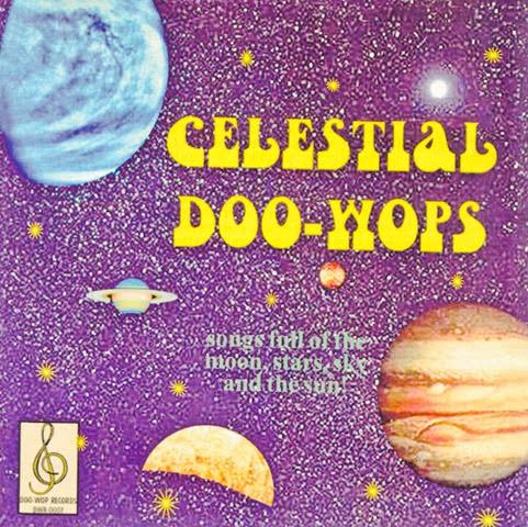 Celestial Doowops - 33 front