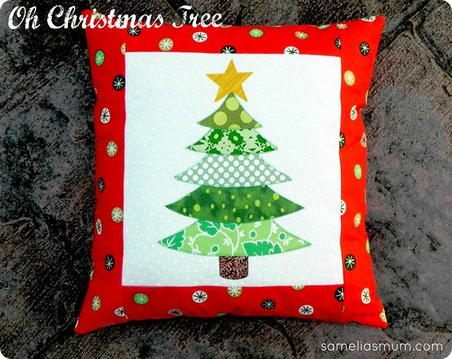 Oh Christmas Tree sameliasmum.com