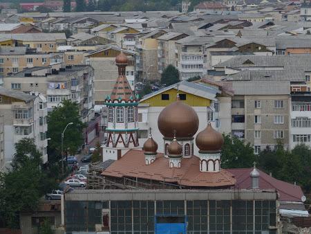 Imagini Romania: biserica lipoveneasca Piatra Neamt