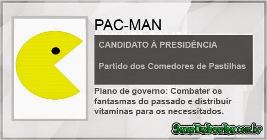 CANDIDATO: PAC-MAN