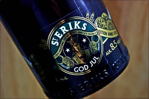 St Eriks Jul Öl