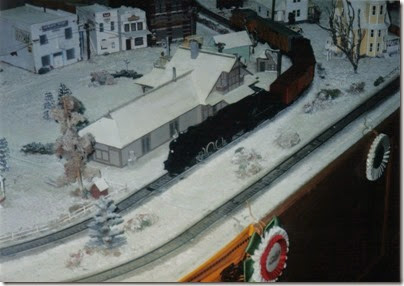 12 Oregon State Capitol Holidays Layout at GATS in Portland, Oregon in October 1998