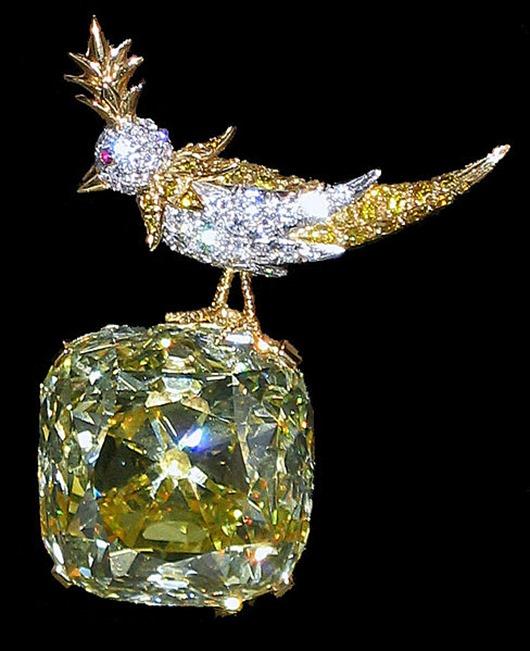 3 Желтый бриллиант