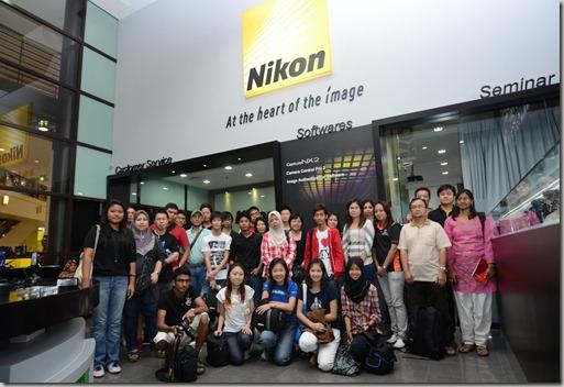 Nikon Workshop Berjaya Times Square