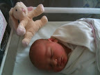 Sep 14 - Our second grand daughter, Violet Emeline Round arrives