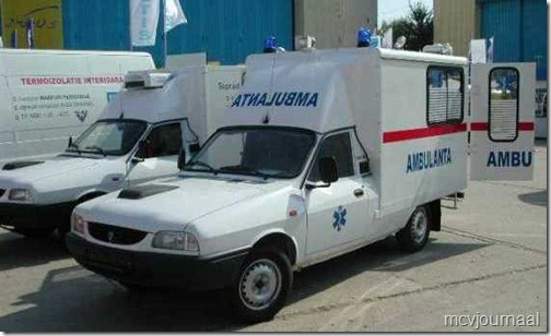 Dacia als ambulance 01