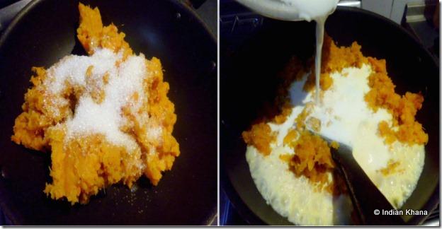 Shakar Kand Halwa Recipe