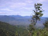 Malabar - Gunung Patuha and surrounding hills (Daniel Quinn, March 2011)