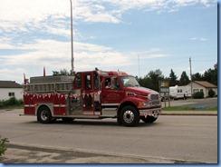 8044 Ontario Trans-Canada Highway 17 Ignace - Canada Day parade
