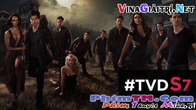 Xem Phim Nhật Ký Ma Cà Rồng 7 - The Vampire Diaries Season 7 - phimtm.com - Ảnh 1