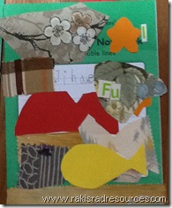 Let students collage their journals in order to inspire super special writing