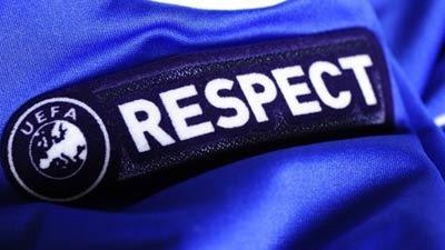 #Parla, la ciudad sin ley - imagen respect uefa