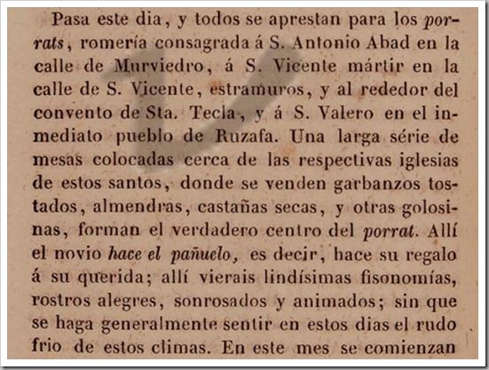 porrat 1849 vicente Boix