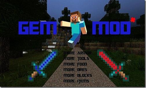 gemmod-Minecraft