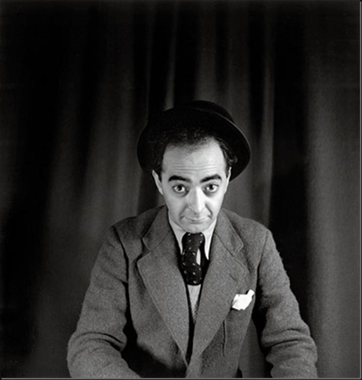 Brassaï, 1935 -by Émile Savitry